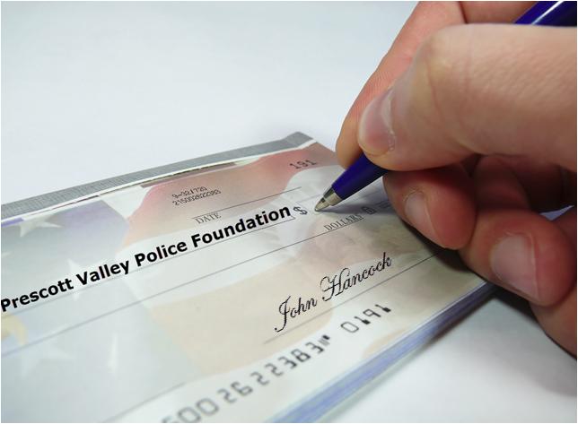 donation check