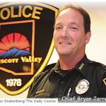 Chief Bryan Jarrell